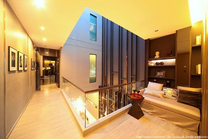 Modern Skyhall  บ้านหรูอนุรักษ์พลังงาน