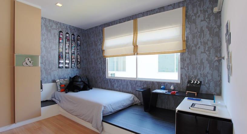 ไอเดียเลือกสีม่าน ให้บ้านสวยแบบลงตัว