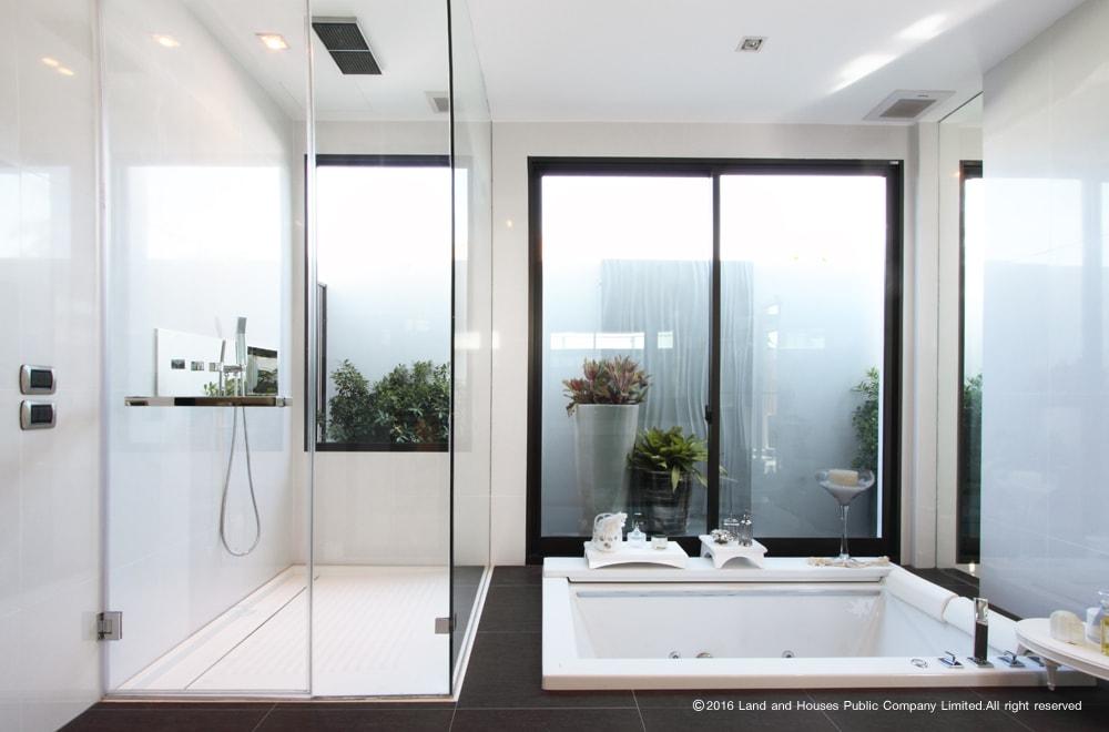 ไอเดียแต่งห้องน้ำให้ปลอดเชื้อโรค