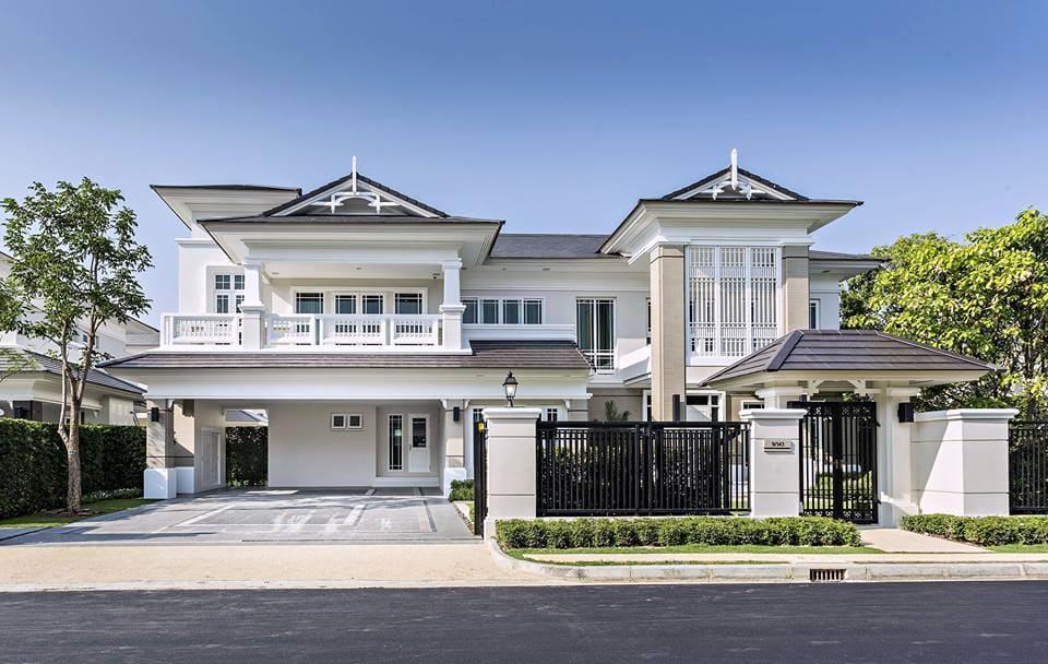 บ้านหลากหลายสไตล์  by LH