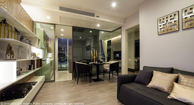 แต่งบ้านหรู Modern Luxury จากแลนด์ แอนด์ เฮ้าส์