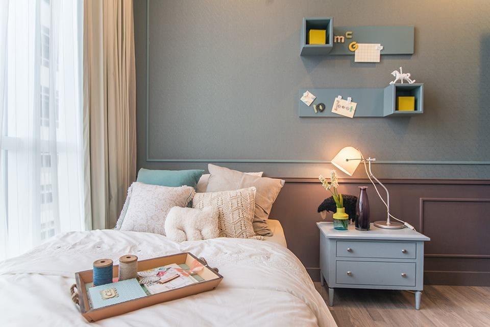 แต่งห้องนอน  by LH