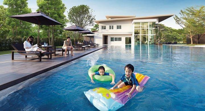 สระว่ายน้ำควรลึกเท่าไหร่ถึงจะปลอดภัยสำหรับลูก