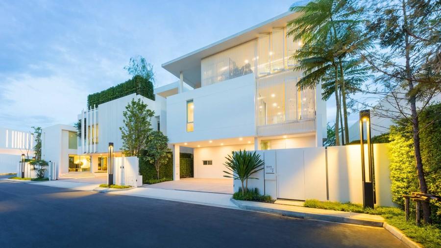 บ้านโมเดิร์นมินิมอล VIVE เอกมัย - รามอินทรา