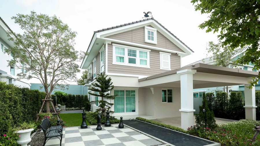 Villaggio Rangsit Khlong 2